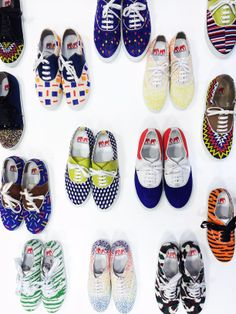 Twins for Peace gacha collection. For every shoe purchased we donate a sustainably produced shoe to a needy child.