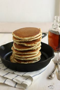 Sourdough Pancakes by Completely Delicious, via Flickr