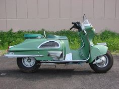 Wed Ride A Scooter If They All Looked As Good As This Lambretta - Petrolicious Scooters Vespa, Motor Scooters, Vw Trike, Motos Retro, Ducati Monster Custom, Vintage Honda Motorcycles, Concept Motorcycles, Womens Motorcycle Helmets, Motorcycle Girls