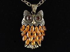 Love this vintage owl..