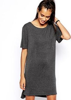 50 Effortless T-Shirt Dresses Under $50