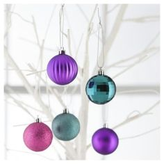 bright baubles