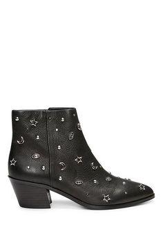 5350b11a2 Lizzie Bootie | booties, booties shoes, booties ankle, booties heels, Rebecca  Minkoff