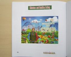 Charles Mattocks and Kristi Grimm: Illustrator Dave Grimm:   Diabetes and Healthy Eating   An insight into this wonderful book - 4