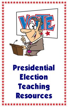 Check out this blog post on Corkboard Connections. It's designed to make it easy for you to plan terrific Presidential Election activities and includes great resources contributed by several other teachers. I hope you find it helpful!
