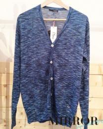 ARMAND BASI blue cardigan