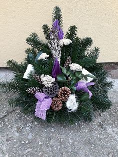 Christmas Candle Decorations, Holiday Decor, Christmas Holidays, Christmas Wreaths, Diy And Crafts, Candles, Crafty, Garden, Flowers