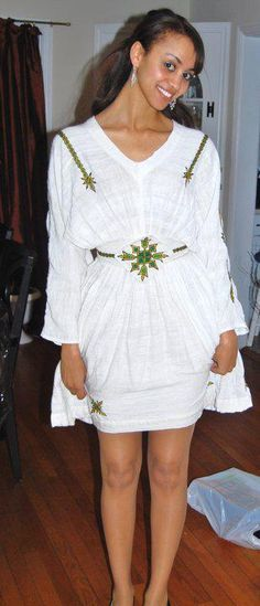 Habesha Traditional Dresses