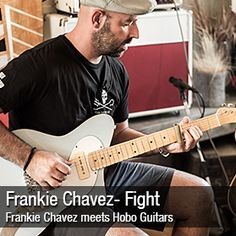 "New article on MusicOff.com: Frankie Chavez - ""Fight"" live performance. Check it out! LINK: http://ift.tt/219QTMT"