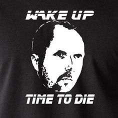 Blade Runner - Leon, Wake Up Time To Die - Men's T Shirt