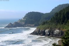 Some tips for driving Highway 101 on the west coast.