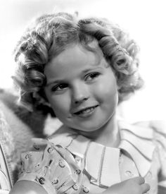 Shirley Temple- she is adorable and I love Heidi. It's one of my favourite movies as a kid