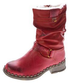 TMA Damen Winter Stiefel echt Leder gefüttert Comfort Stiefeletten TMA 5005 Schuhe Boots Gr. 36 - 42: Amazon.de: Schuhe & Handtaschen