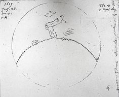 """Drawing of the Moon July 26, 1609, by Thomas Harriot.  The first documented viewing of a heavenly body seen through a telescope.  Observed in Syon Park, Isleworth, England.  ©Mona Evans, """"Syon House""""  http://www.bellaonline.com/articles/art49706.asp"""