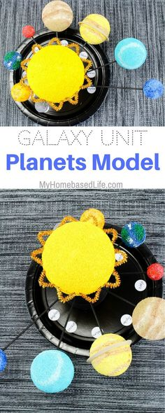 Put the planets in your child's hands with this Solar System Planet Model DIY! Give your little astronauts a solar system of their very own. | HomeSchool Worksheets | Solar System Activity | Galaxy Unit | learning about Planets | Solar System activity for Planets Activities, Solar System Activities, Space Activities For Kids, Solar System Crafts, Solar System Planets, Solar System Projects For Kids, Solar System Model Project, Children Activities, Preschool Activities