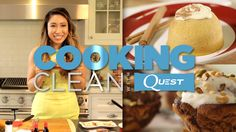WATCH the trailer for 'Cooking Clean with Quest' with host Cassey Ho! Each week we'll show you how to make #CheatClean treats with recipes inspired by YOU, the greatest fans ever! The first episode comes out THIS Wednesday at 11:30 a.m. PST!