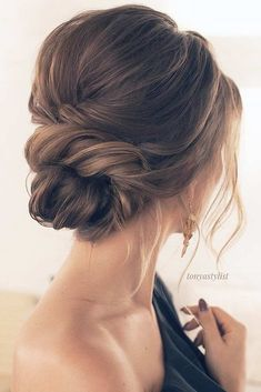 Drop Dead Gorgeous Loose Updo Hairstyle | Dressed | Pinterest ...