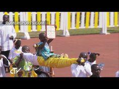 Francisco a República Centroafricana: Sed artesanos de la renovación de vuestro país