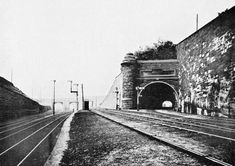 """#5: """"From Liverpool we went to London by the North Western R.R., a first class road in every particular--distance 210 miles--time 4 1/2 hours."""" WSC, 1884"""