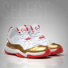 SELECT Exclusive  Air Jordan XI Ray Allen
