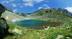 Long lake in Velicka Valley by Beautiful Tatra Mountains Photos