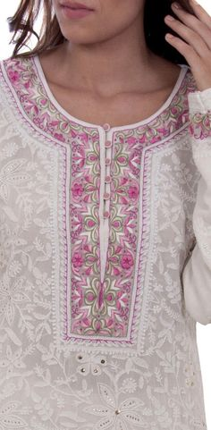 Parsi embroidery lace for dresses