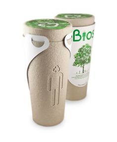 biodegradable seed holding URN....become a tree after you die <3  Instant meaningful memorial spot, cycle of life. Love this.  Much more beautiful and connected than a tombstone. Product | Bios Urn