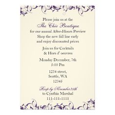 20 best open house business invitations images on pinterest elegant business party invitation corporate invitation invitation designinvitation templatesopen house accmission Images