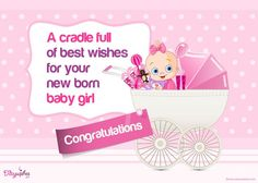 Best Wishes for you new born - http://justhappyquotes.com/best-wishes-for-you-new-born/