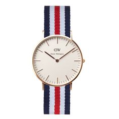 DW watch. My beach timer