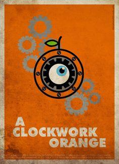A Clockwork Orange tattoo idea.