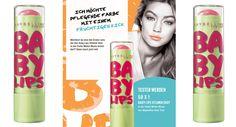 Tester für Baby Lips Vitamin Shot