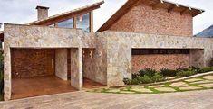 Casas charmosas sem pintura 016