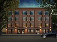 YIMBY has the reveal for Gates Avenue, a condo project in Bed-Stuy. Wood Frame House, Building Development, The Bedford, Bed Stuy, Classic Building, New Condo, Time Photo, Real Estate Investing, Under Construction