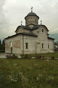 curtea de arges (bis.domneasca) arges - biserica, sud-vest