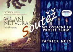 ~ AdrisBooks ~: Soutěž se Slovartem o knihy Patricka Nesse