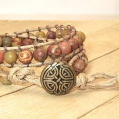 Wrap Bracelet Boho Jewelry Bohemian Style by MorningSkyJewelry, $24.95