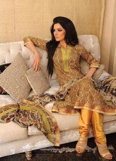 Women Fashion (Ahmed Fabrics)
