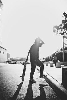 Skateboarding, Skater