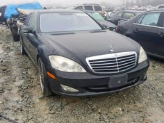2007 MERCEDES-BENZ S 550 for sale in GA - ATLANTA EAST on Mon. May Check all photos and current bid status. Copart offers online auctions of salvage and clean title vehicle. Auction Bid, Salvage Cars, Benz S, Fuel Gas, Rear Wheel Drive, Engine Types, Car Photos, Cars For Sale, Motors