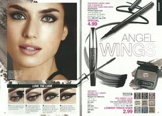 Super Extend Liquid Liner $4.99; Winged out Mascara $8.00 and True Color Single eyeshadow $2.99. Tag: C4; To order http://www.youravon.com/lbartolotta
