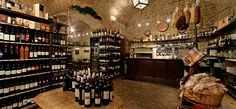 a 14th-century fortress with a wine bar offering local wines