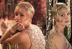 How the Baz Luhrmann directed movie The Great Gatsby revives the 1920s inspired hairstyles. The Great Gatsby wave is swelling and has taken over everything related to fashion.