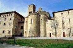 Resultado de imagen de Monasterio de Leyre