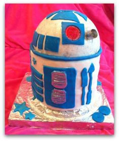 I know a shockingly large amount of grown men who would love this cake.