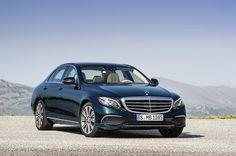 Erste neue Mercedes-Benz E-Klasse (W213) rollte in Sindelfingen vom Band
