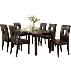 Elegant Found It At Wayfair.ca   Moe 7 Piece Dining Set