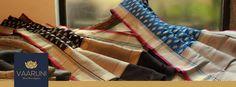 Vaaruni brings to you the best in Ethnic wear, handlooms, fabrics, salwar materials, dupattas personally handpicked by Meera Shankar.