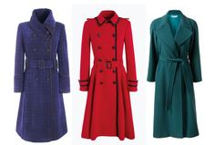 Best Fall and Winter Coat Trends for Women Over 40 http://boomerinas.com/2012/09/best-fall-winter-coat-trends-for-real-women-over-40/