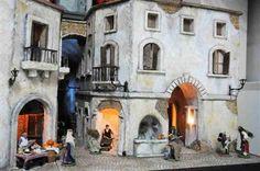 Bottega del Presepio - Galleria Fotografica - il presepe romano